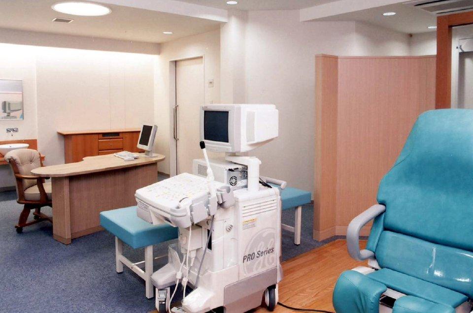 産科診察室