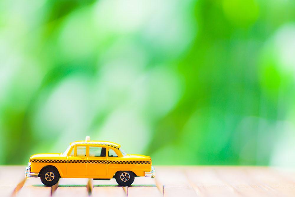 陣痛タクシー(マタニティタクシー)
